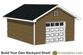 16x20 Shed Plans With Porch by Download 16 20 Shed Plans Zijiapin