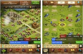 What is a good me val MMO Army building game for the iPhone Quora