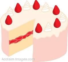 300x272 Dessert clipart strawberry shortcake