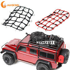 100 Free Truck Catalogs Elastic Top Holder Luggage Net RC Car Accessories Car Roof