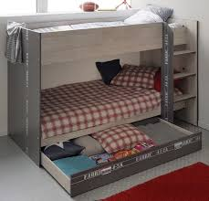 Modern Furniture Metz Bunk Bed W Drawer Storage Kids Bedroom Melbourne Adelaide Sydney Brisbane Perth
