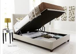 Storage bed frames and plus under storage bed and plus queen bed