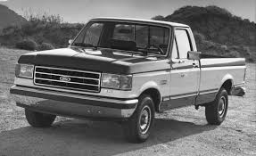100 1960s Ford Truck S Fseries Pickup Its History From The Model TT To Today