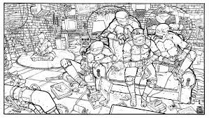 Coloriage Tortue Ninja Sketches Of An Unrealized Artist Raphael Wip