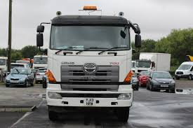 Pickup Trucks For Sales: Hino Used Truck Sales Uk