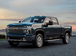 100 Kelley Blue Book Trucks Chevy 2020 Chevrolet Silverado HD First Look