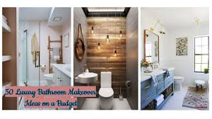 50 Luxury Bathroom Makeover Ideas On A Budget - Crunchhome Powder Room Remodel Ideas Awesome Bathroom Chic Cheap Makeover Hgtv 47 Adorable Deratrendcom Pictures Of Small Remodels Hower Lavish To Jazz Up Your Bath Area 30 Best You Must Have A Look Guest Grace In My Space 50 Luxury On Budget Crunchhome Can Diy Projects 47things Wont Like About And Makeovers Interior Design Indian Designs 28 Friendly For 2019