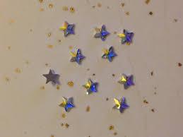 100 Ab Flat Swarovski Rivoli Star AB Flat Back Rhinestones YamisNailsMySiris