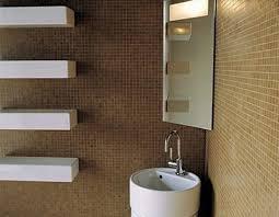 Brown Mosaic Bathroom Mirror by Mirror Amazing Round Mosaic Wall Mirror Amazing Gray White Glass