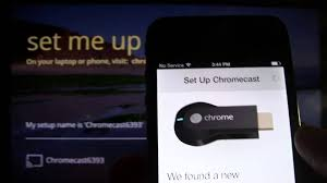 Chromecast How to Setup Part 2 From an iPhone iPad or iPod