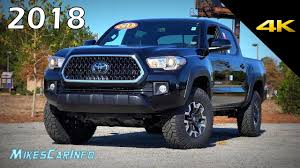 2018 Toyota Tacoma TRD Off-Road - Ultimate In-Depth Look In 4K - YouTube 2016 Petersens 4wheel Offroad 4x4 Of The Year Winner New 2019 Toyota Tacoma 4wd Trd Off Road Double Cab 5 Bed V6 At Hot Wheels Toyota Off Road Truck Mainan Game Di Carousell In Boston 231 2005 2015 Stealth Front Bumper Add Offroad The Westbrook 19066 Amazoncom 2017 Speed Graphics Truck 78 Elevenia 4d Crystal Lake Orlando 9710011 Tundra Chilliwack Certified Preowned 2018 Crew Pickup