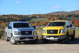 2017 Nissan Titan Vs Titan XD Review - AutoGuide.com 2019 Chevy Silverado 30l Diesel Updated V8s And 450 Fewer Pounds 2017 Gmc Sierra Denali 2500hd 7 Things To Know The Drive Hydrogen Generator Kits For Semi Trucks Fuel Filter Wikipedia First 10speed In A Pickup Truck Diesel 2018 Ford F150 V6 Turbo Dieseltrucksautos Chicago Tribune Mack Ehu Cummins Engine And Choosing Between Gas Versus Seven Wanders The World Neapolitan Express Leads Food Truck Revolution Clean Energy F250 Consumer Reports