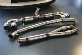 cat back pipe willall racing titanium catback exhaust now taking orders