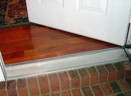 exterior door threshold help with front door threshold