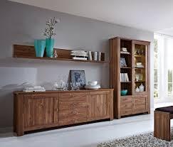 wohnwand akazie dunkel woody 22 00683 modern jetzt bestellen