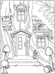 Fanciful Fairies And Dazzling Dragons Coloring Book Dover Books