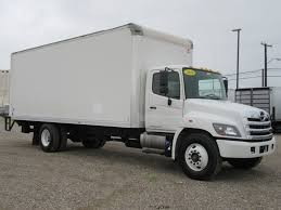 100 24 Ft Box Trucks For Sale 2016 Used HINO 268 Ft Truck With Liftgate At Industrial Power