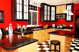 Valuable Design Dark Red Kitchen Colors 13 Decor Ideas