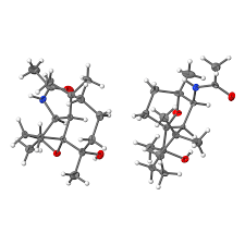 Chair Conformation Of Cyclohexane 3d by Iucr 1r 2r 7s 8r 9r N 2 Hydroxy 2 6 6 9 Tetramethyl 12