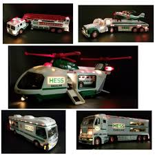 HESS TOY TRUCK Collection Lot Of 5 | EBay Used Fire Trucks Ebay Excellent Hess Truck And Ladder Toy Tanker 1990 Ebay Helicopter 2006 Unique Old Component Classic Cars Ideas Boiqinfo Race 2003 Miniature 1998 With Lights 1988 Car Antique Toys A Nice Tonka Fisherman With Houseboat 1995 Gasoline Tractor Trailer Racecars 2015 Is The Best Yet No Time Mommy Value Of Collectors Resource