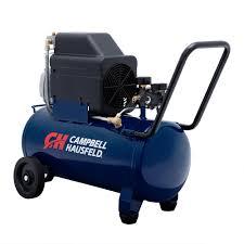 Campbell Hausfeld 8 Gal Oil Lubed pressor HL AV The