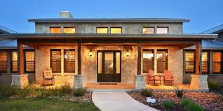 Beautiful Hill Country Home Plans by Front Porch Hill Country Plans