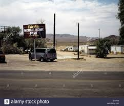 100 Mojave Desert Homes Trailer Homes In The On Interstate 40 On The Way To