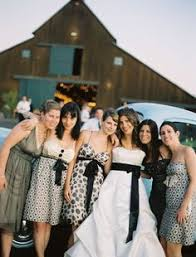 How to Pull f Mismatched Bridesmaid Dresses Pinterest