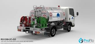 100 Delivery Trucks New Line Of Ground Fuel Delivery ProFlo Industries LLC