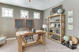 Awesome Winsome Rustic Office Decor Home Images Homely Idea Full Size Room Furniture Sets