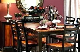 Oak Express Dining Table Furniture Row Sets Room Chairs