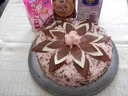 cappuccino torte mit mascarpone pfirsich füllung