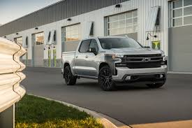 Chevrolet Silverado RST Off-Road And RST Sport Concepts Debut ...