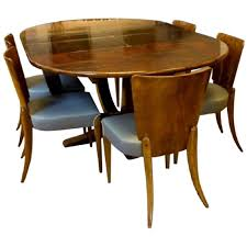 Jindřich Halabala Art Deco Dining Set In Walnut, 1930s For Sale At ... Julian Bowen Huxley Walnut Round Ding Table With 4 Chairs Fniture Of America Set Cm3354rt Winsome Groveland Square 2 3piece Lola Modern Wenge Martin Marble Top Dark Coaster 105361 Malone 5 Piece Flatfair Zuo Virginia Key Oval Tables Vancouver Lisandro Regular 16 Sets Lipper Childrens And Walmartcom Buy Acme Danville 07059 9 Pcs In Black Espresso Sydney 5ft 6 Dublin Ireland Store