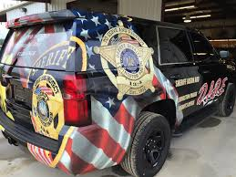 Police Vehicle Full Wrap – Signs In A Day
