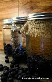 Pumpkin Pie Moonshine Crock Pot by Homemade Blueberry Moonshine In Mason Jars We U0027ve Posted A Great