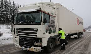 100 Trucking Companies That Train Drivers Illegal Truck Driving In Norway YouTube