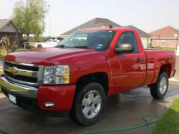 V8chevy07 2008 Chevrolet Silverado 1500 Regular Cab Specs, Photos ...