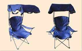 Kelsyus Premium Canopy Chair by Folding Camp Chair With Canopy Shade Cover Kids Folding Canopy