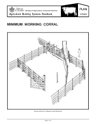 Minimum Working Corral - Canada Plan Service | Mooooo | Pinterest 206 Best House Plans Images On Pinterest Architecture Home Building Lean Barn Or Shelter Skids Youtube Ranchette Pole Small Cattle By Bgs China Prefabricated Barn Design Steel Structure Cattle Sheds For Sale Like This Would Have Stall Doors That Allowed The Best 25 Ideas Ranch Horse Life In A Little Red Farmhouse Runin Sheep Farm Structures Ch10 Animal Housing Housing Apartment Trainer First Floor With Stalls Dream Barns Cstruction At Odwersworkshopcom Layout How You Can Build A Cheap Shed 382476d1405119293stphotosyourpolebarn100_0468jpg 640480