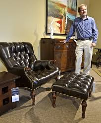 Stickley Furniture Leather Recliner by Stickley Furnishings Embrace Quality Workmanship Home And Garden