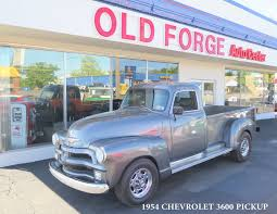 1954 Chevrolet 3600 Pickup | OLD FORGE MOTORCARS INC. Old American Pick Up Truck Vector Clipart Soidergi For Sale Pickup Classic Trucks For Classics On Autotrader 6 Ford Commercials In 1985 Only 5993 And 88 Jalopy 1930 3d Models Software By Daz Vintage 1950 Pick Up Finds A New Home Youtube Classic Trucks Daytona Turkey Run Event Silhouettesvggraphics Etsy Parys South Africa Beat Old Truck Parked Along Foapcom Rusty Dodge Stock Photo Robartphoto