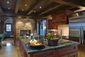 Antique White Kitchen Design Ideas by Antique White Cabinet Kitchen With Dark Cabinets Walnut Cabinet U