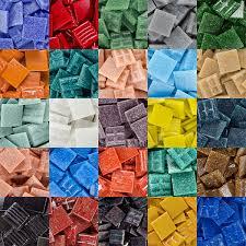 hakatai 3 4 inch glass mosaic tiles