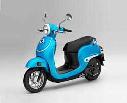 Vespa Beware Honda Scoopy Scooter With Retro Modern Design Coming