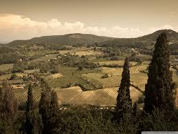 Tuscan Landscape 4K HD Desktop Wallpaper For Ultra TV