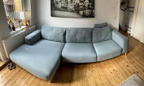 sofa reval guido kretschmer home living salbei neuwertig