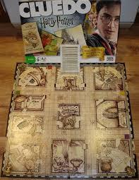 Parker Cluedo Harry Potter Edition