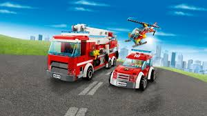LEGO 60110 City Fire Station Construction Toy - LEGO City UK