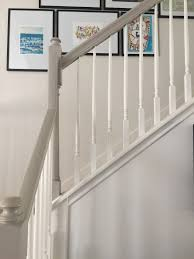 How I Used Chalk Paint To Update My Bannister Modern Nice Design Of The Banister Rails Metal That Has Black Leisure Business Women Leaned Over The Banister Stock Photo Heralding Holidays Decorating Roots North South Mythical Stone Statues On Of Geungjeon In Verlo House To Home Hindley Holds Hareton Wuthering Quotes Christmas Garland Diy Village Is Painted Chris Loves Julia Spindle Replacement Is Image Sol Lincoln Leans Against Banisterpng Loud Lamps Made Wood Retro Design